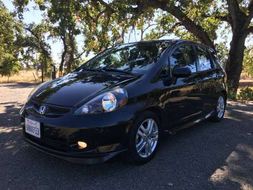 2008 Honda Fit Sport for sale in Proberta, CA