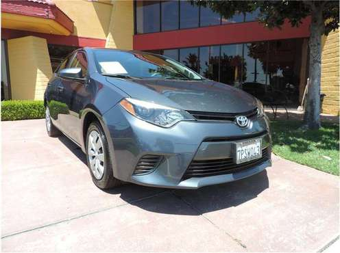2016 Toyota Corolla for sale in Stockton, CA