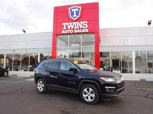 2018 JEEP COMPASS LATITUDE**LIKE NEW**LOW LOW MILES**FINANCING AVAILAB for sale in redford, MI