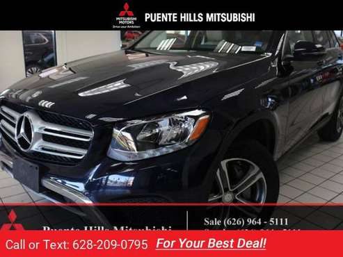 2016 Mercedes Benz GLC300 SUV*34k*Loaded*Warranty* for sale in City of Industry, CA