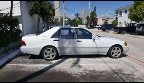 1992 500 SE Mercedes Benz AMG for sale in Miami Beach, FL