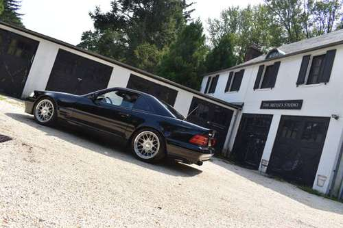 1998 Mercedes SL500 w Brabus Package 92,000 miles for sale in Valley Stream, NY