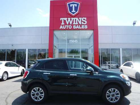 2016 FIAT 500 X EASY**LIKE NEW **SUPER LOW MILES**FINANCING AVAILABLE* for sale in Detroit, MI