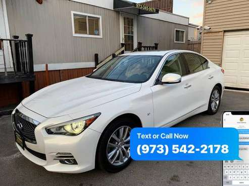 2015 Infiniti Q50 Premium AWD - Buy-Here-Pay-Here! for sale in Paterson, NJ