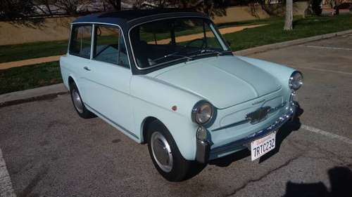RARE 1964 Autobianchi - cars & trucks - by owner - vehicle... for sale in Lancaster, CA