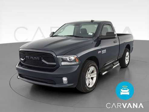 2018 Ram 1500 Regular Cab Sport Pickup 2D 6 1/3 ft pickup Gray - -... for sale in Charlotte, NC