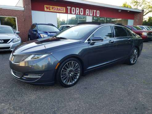 2013 Lincoln MKZ AWD 52K *Panoramic Roof**LOADED**~Finance Available~ for sale in East Windsor, CT