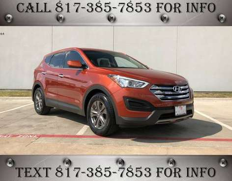2014 Hyundai Santa Fe Sport - Special Vehicle Offer! for sale in Granbury, TX