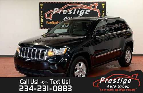 *2012* *Jeep* *Grand Cherokee* *Laredo* -* 100% Approvals!* for sale in Tallmadge, OH