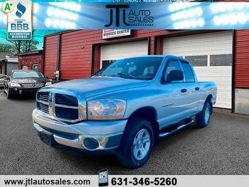 2006 Dodge Ram 1500 4dr Quad Cab 140.5 4WD SLT Financing Available!... for sale in Selden, NY