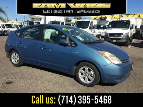2006 Toyota Prius Hatchback for sale in Fountain Valley, CA