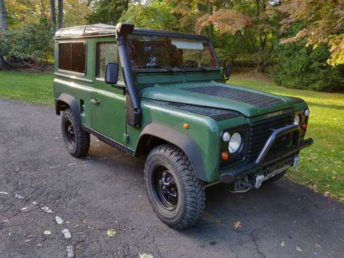 1994 Land Rover Defender 90 300tdi for sale in Old Greenwich, NY