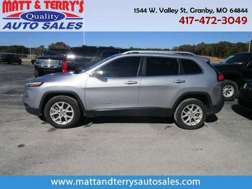 2014 Jeep Cherokee Latitude FWD for sale in Granby, MO