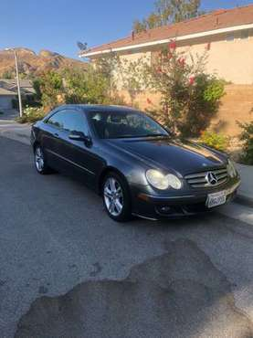 2009 Mercedes Benz 350 CLK for sale in Castaic, CA