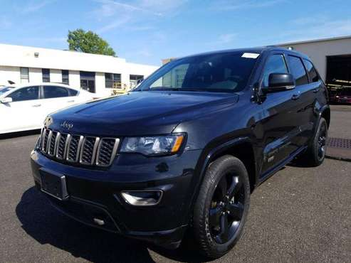 2016 *Jeep* *Grand Cherokee* *Limited* Brilliant Bla for sale in south amboy, NJ