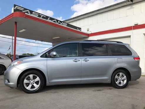 2014 TOYOTA SIENNA **BAD CREDIT OK** for sale in San Antonio, TX