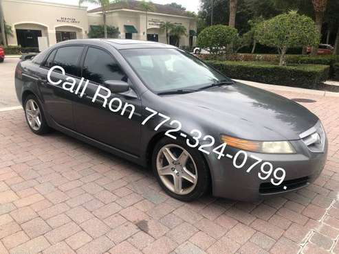Grey Ghost 2006 Acura TL for sale in Stuart, FL