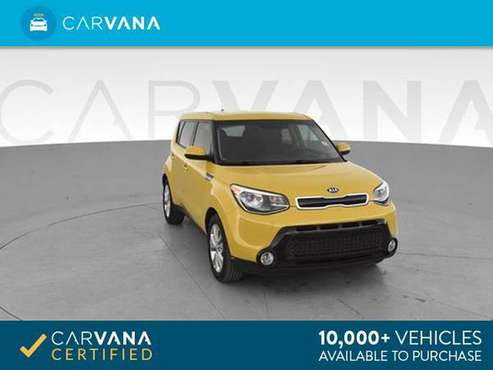 2016 Kia Soul + Wagon 4D wagon YELLOW - FINANCE ONLINE for sale in Atlanta, CO
