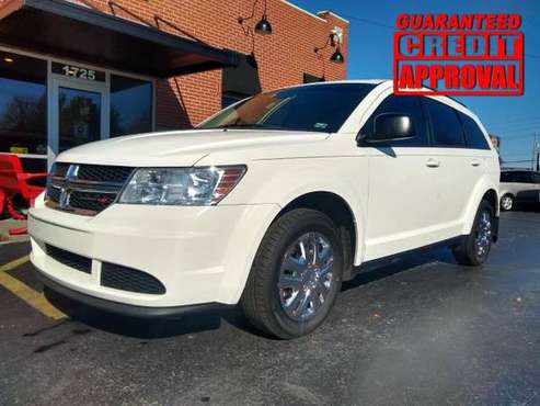 2014 Dodge Journey FWD SE **3RD ROW SEATING, GUARANTEED AUTO... for sale in Springfield, MO