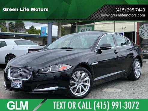 2013 Jaguar XF 2.0T 4dr Sedan - TEXT/CALL for sale in San Rafael, CA