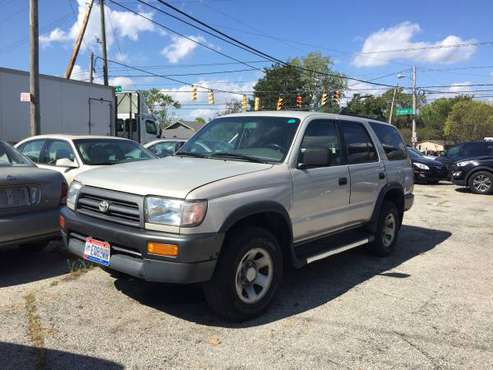 1998 Toyota 4Runner SUV for sale in Columbus, OH
