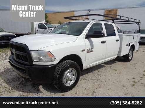 2016 RAM Ram Pickup 2500 2500 2WD Crew Cab HEMI SERVICE BODY UTILITY... for sale in Hialeah, FL