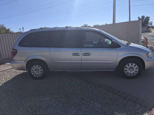 2006 Town and Country mini van - cars & trucks - by owner - vehicle... for sale in Peoria, AZ