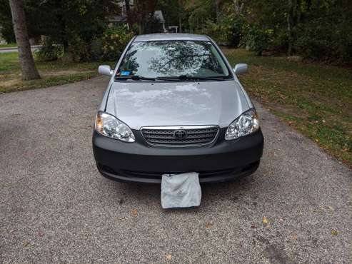 2005 Toyota Corolla with Sound System for sale in Kingston, RI