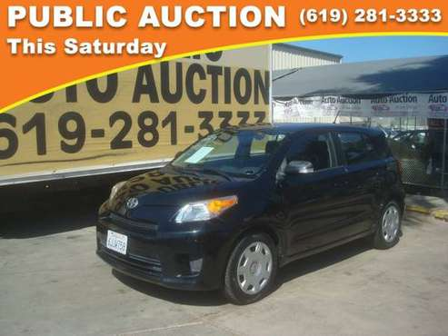 2009 Scion xD Public Auction Opening Bid for sale in Mission Valley, CA