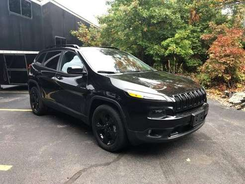 2016 Jeep Cherokee Latitude suv for sale in Canton, MA
