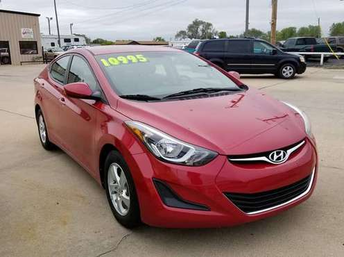 2014 Hyundai Elantra SE for sale in Wichita, KS