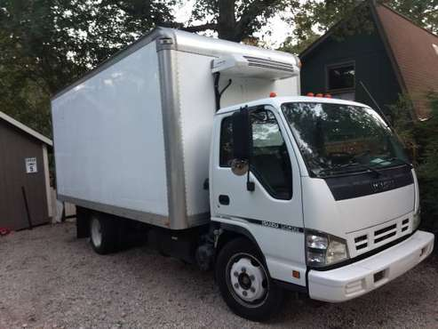 Refrigerated 2007 Isuzu Truck for sale in Raleigh, NC