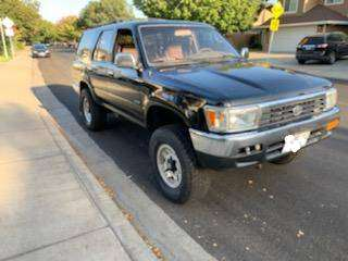 1995 Toyota 4Runner 4 x 4 SR5 automatic runs and drives excellent for sale in Modesto, CA