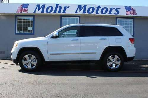2012 Jeep Grand Cherokee 4WD Limited 4x4 4dr SUV SUV for sale in Salem, OR