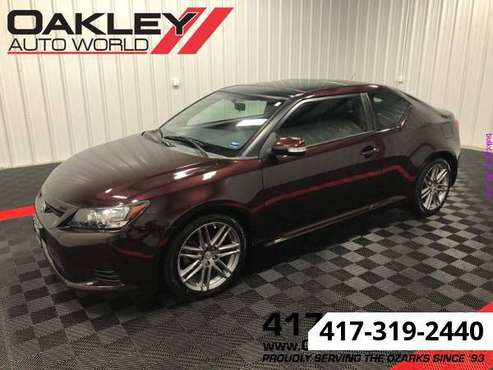 Scion tC Sports Coupe 6-Spd AT, only 61k miles! for sale in Branson West, MO