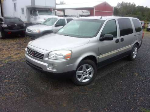 05 Saturn Relay Van only (127k) miles for sale in fall creek, WI