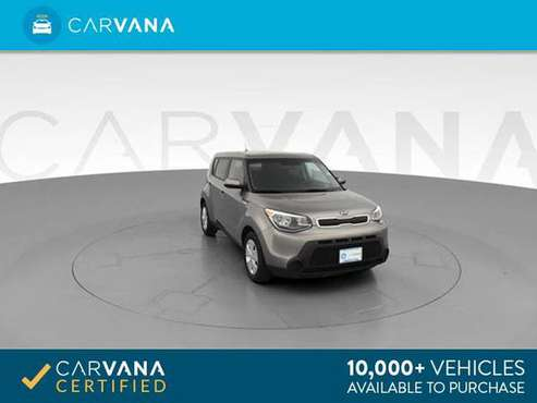 2015 Kia Soul Wagon 4D wagon Gray - FINANCE ONLINE for sale in Louisville, KY