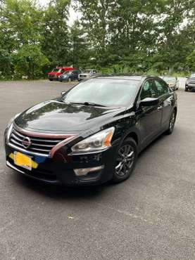 2015 Nissan Altima - cars & trucks - by owner - vehicle automotive... for sale in Middleton, MA