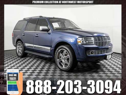 *PREMIUM LUXURY* 2008 *Lincoln Navigator* 4x4 for sale in PUYALLUP, WA