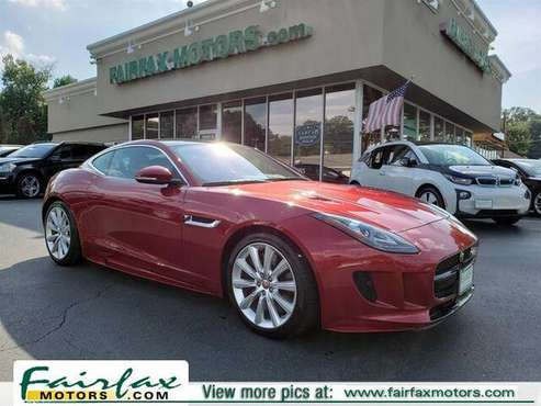 2017 *Jaguar* *F-TYPE* *S AWD Navigation Blind Spot Bac for sale in Fairfax, VA