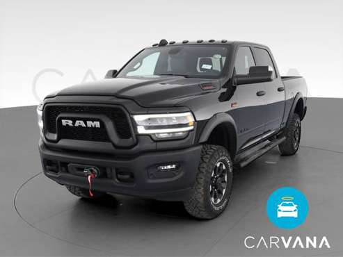 2020 Ram 2500 Crew Cab Power Wagon Pickup 4D 6 1/3 ft wagon Black -... for sale in Nashville, TN