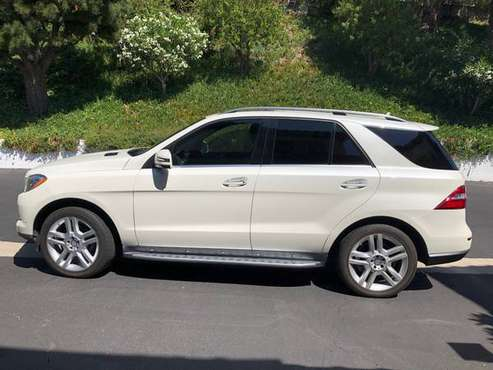 ML 350 4MATIC - VERY LOW MILES LIKE NEW for sale in Pacific Palisades, CA