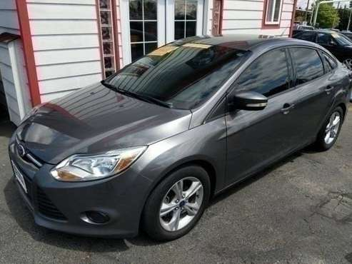 2014 Ford Focus SE FREE WARRANTY included on this vehicle!! for sale in Lynnwood, WA
