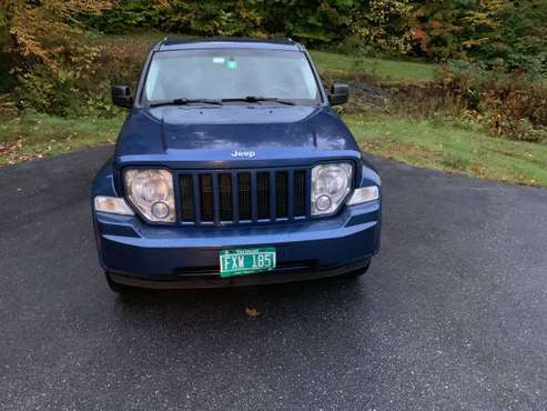 2009 Jeep Liberty for sale in Richmond, VT