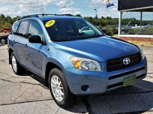 2008 Toyota RAV4 AWD, 147K, Auto, AC, CD/MP3, Alloys, VERY NICE! for sale in Belmont, ME