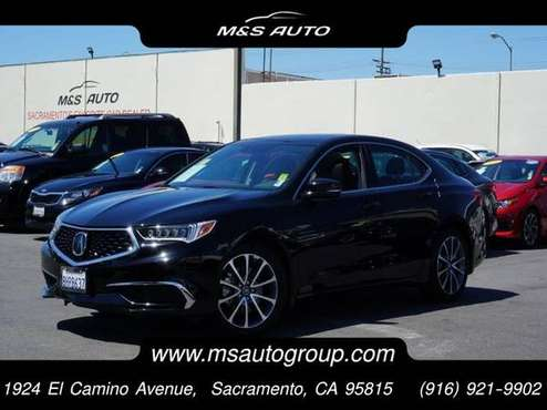 2019 Acura TLX AWD All Wheel Drive for sale in Sacramento , CA