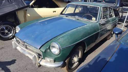 1967 MG BGT for sale in York, PA