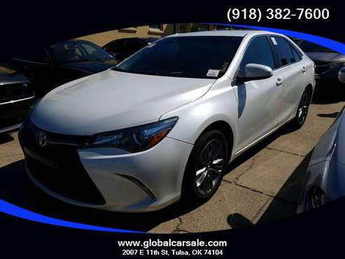 2016 Toyota Camry - Financing Available! for sale in Tulsa, OK