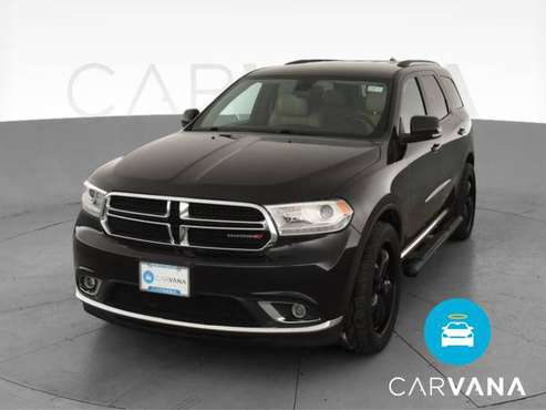 2014 Dodge Durango Limited Sport Utility 4D suv Black - FINANCE... for sale in Sausalito, CA
