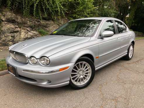 2007 JAGUAR X-TYPE LEATHER XENON AWD CLEAN TITLE CARFAX CHEEP for sale in Swampscott, MA